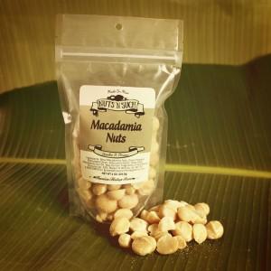 Macadamia Nuts Garlic and Onion