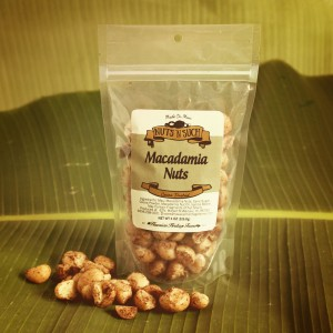 Macadamia Nuts Cocoa Dusted