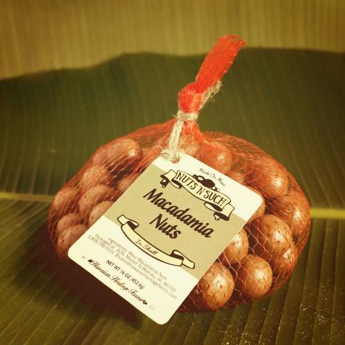 Macadamia Nuts whole shelled