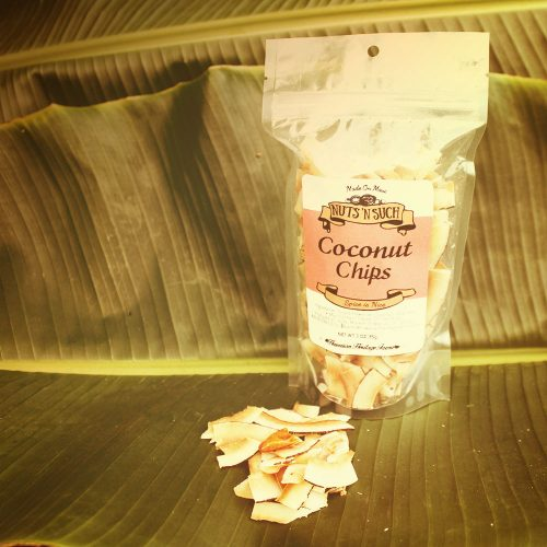 coconut chips spice
